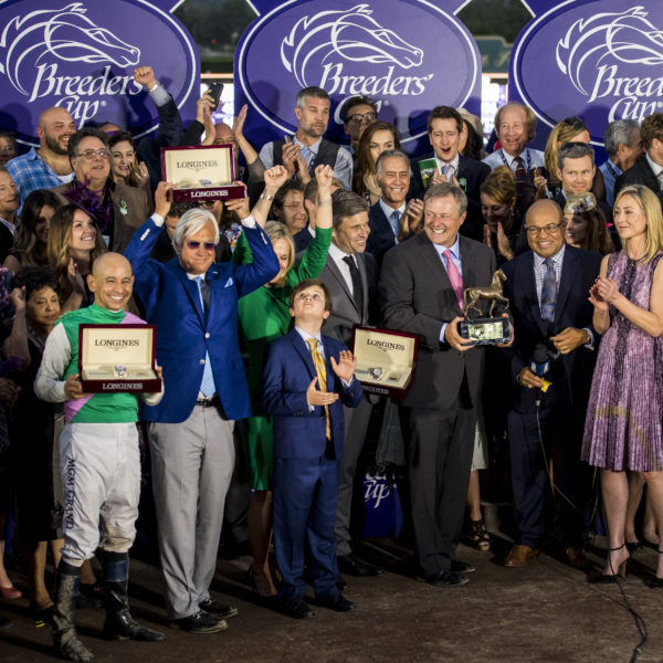 2016 Breeders' Cup World Championships – Day 2