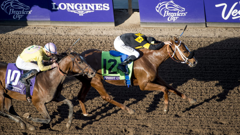 Breeders Cup Filly Amp Mare Sprint Finest City 7