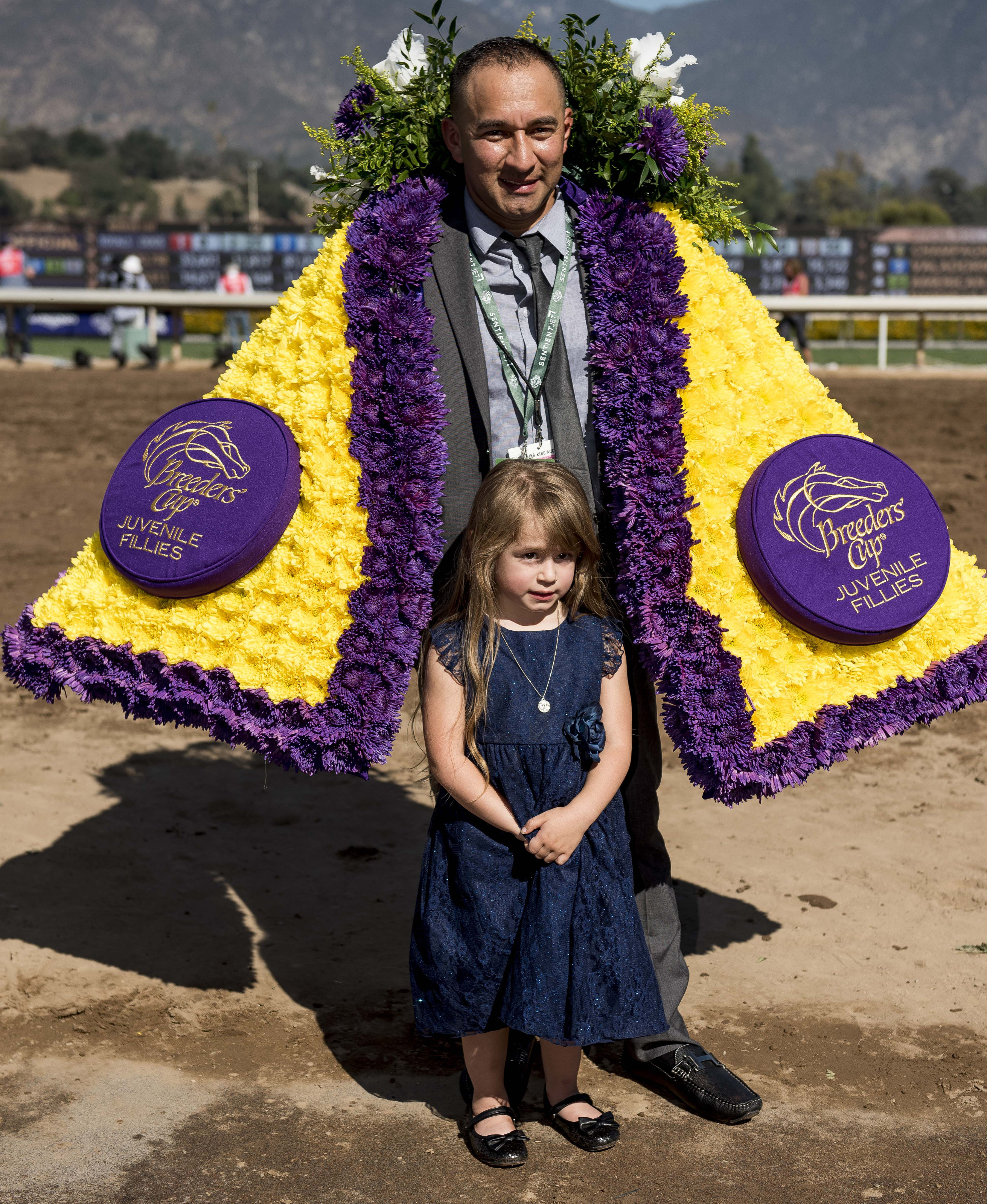 14 Hands Winery Breeders Cup Juvenile Fillies Champagne