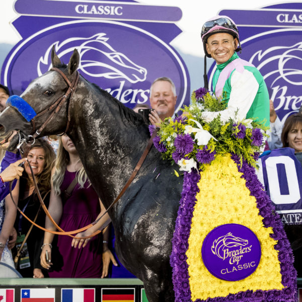 Breeders Cup Winner's Circle 8×12